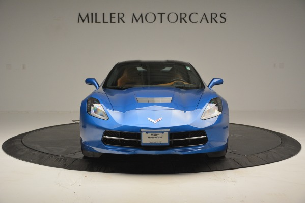 Used 2014 Chevrolet Corvette Stingray Z51 for sale Sold at Aston Martin of Greenwich in Greenwich CT 06830 12