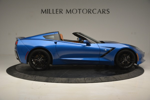 Used 2014 Chevrolet Corvette Stingray Z51 for sale Sold at Aston Martin of Greenwich in Greenwich CT 06830 14