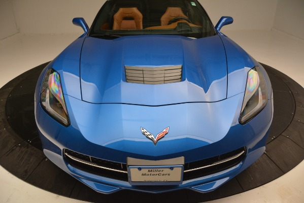 Used 2014 Chevrolet Corvette Stingray Z51 for sale Sold at Aston Martin of Greenwich in Greenwich CT 06830 15