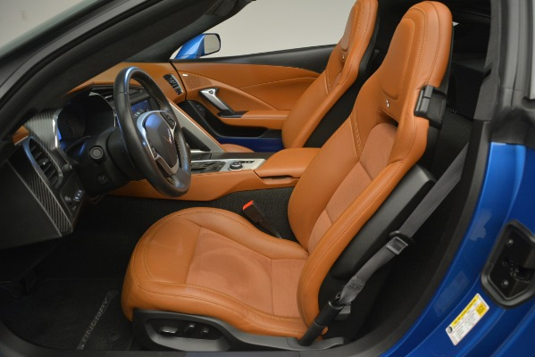 Used 2014 Chevrolet Corvette Stingray Z51 for sale Sold at Aston Martin of Greenwich in Greenwich CT 06830 19