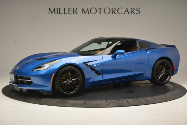 Used 2014 Chevrolet Corvette Stingray Z51 for sale Sold at Aston Martin of Greenwich in Greenwich CT 06830 2