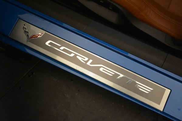 Used 2014 Chevrolet Corvette Stingray Z51 for sale Sold at Aston Martin of Greenwich in Greenwich CT 06830 24