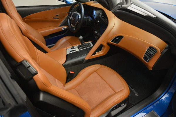 Used 2014 Chevrolet Corvette Stingray Z51 for sale Sold at Aston Martin of Greenwich in Greenwich CT 06830 25