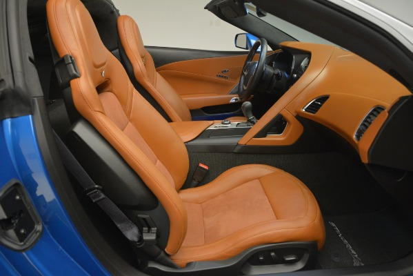 Used 2014 Chevrolet Corvette Stingray Z51 for sale Sold at Aston Martin of Greenwich in Greenwich CT 06830 26