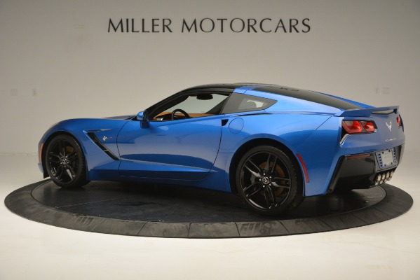 Used 2014 Chevrolet Corvette Stingray Z51 for sale Sold at Aston Martin of Greenwich in Greenwich CT 06830 4