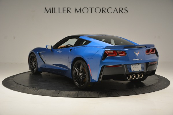 Used 2014 Chevrolet Corvette Stingray Z51 for sale Sold at Aston Martin of Greenwich in Greenwich CT 06830 5