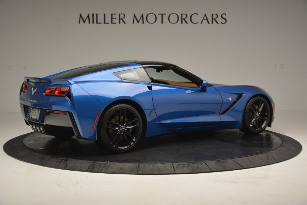 Used 2014 Chevrolet Corvette Stingray Z51 for sale Sold at Aston Martin of Greenwich in Greenwich CT 06830 8