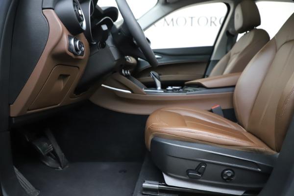 Used 2019 Alfa Romeo Stelvio Q4 for sale Sold at Aston Martin of Greenwich in Greenwich CT 06830 14