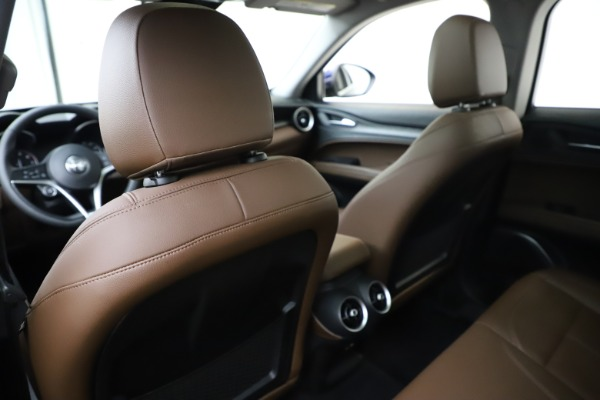 Used 2019 Alfa Romeo Stelvio Q4 for sale Sold at Aston Martin of Greenwich in Greenwich CT 06830 20