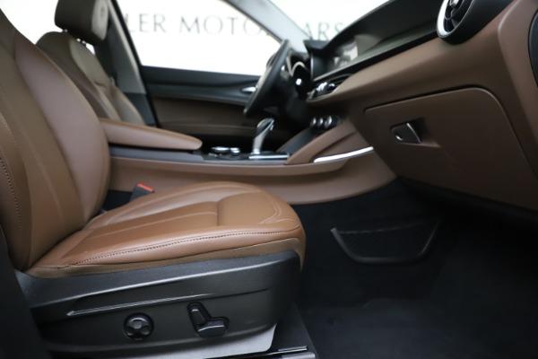 Used 2019 Alfa Romeo Stelvio Q4 for sale Sold at Aston Martin of Greenwich in Greenwich CT 06830 23
