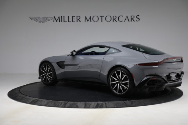 New 2019 Aston Martin Vantage for sale Sold at Aston Martin of Greenwich in Greenwich CT 06830 3