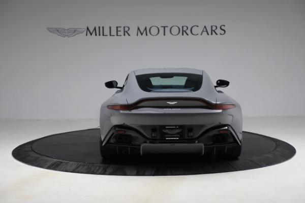New 2019 Aston Martin Vantage for sale Sold at Aston Martin of Greenwich in Greenwich CT 06830 5