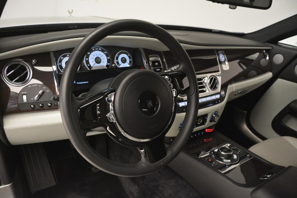 Used 2015 Rolls-Royce Wraith for sale Sold at Aston Martin of Greenwich in Greenwich CT 06830 13