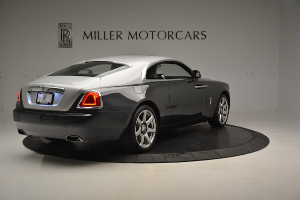 Used 2015 Rolls-Royce Wraith for sale Sold at Aston Martin of Greenwich in Greenwich CT 06830 5