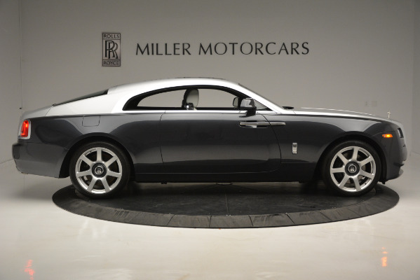 Used 2015 Rolls-Royce Wraith for sale Sold at Aston Martin of Greenwich in Greenwich CT 06830 6