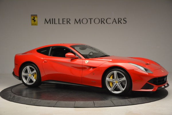 Used 2015 Ferrari F12 Berlinetta for sale Sold at Aston Martin of Greenwich in Greenwich CT 06830 10