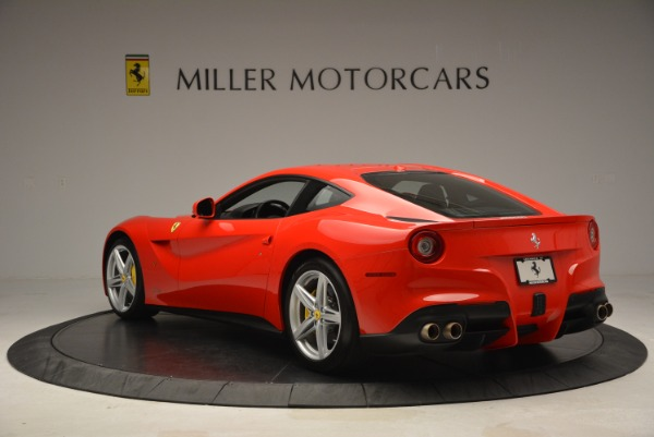 Used 2015 Ferrari F12 Berlinetta for sale Sold at Aston Martin of Greenwich in Greenwich CT 06830 5