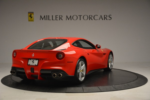 Used 2015 Ferrari F12 Berlinetta for sale Sold at Aston Martin of Greenwich in Greenwich CT 06830 7