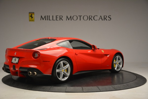 Used 2015 Ferrari F12 Berlinetta for sale Sold at Aston Martin of Greenwich in Greenwich CT 06830 8