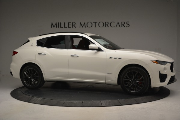 New 2019 Maserati Levante Q4 GranSport for sale Sold at Aston Martin of Greenwich in Greenwich CT 06830 13