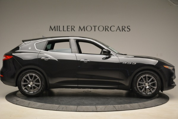 Used 2019 Maserati Levante Q4 for sale Sold at Aston Martin of Greenwich in Greenwich CT 06830 8