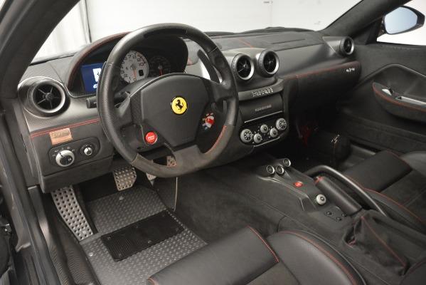 Used 2011 Ferrari 599 GTO for sale Sold at Aston Martin of Greenwich in Greenwich CT 06830 22
