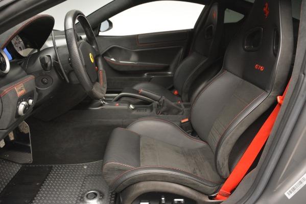 Used 2011 Ferrari 599 GTO for sale Sold at Aston Martin of Greenwich in Greenwich CT 06830 23
