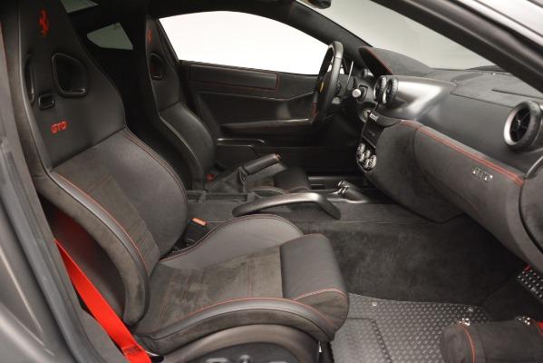 Used 2011 Ferrari 599 GTO for sale Sold at Aston Martin of Greenwich in Greenwich CT 06830 27