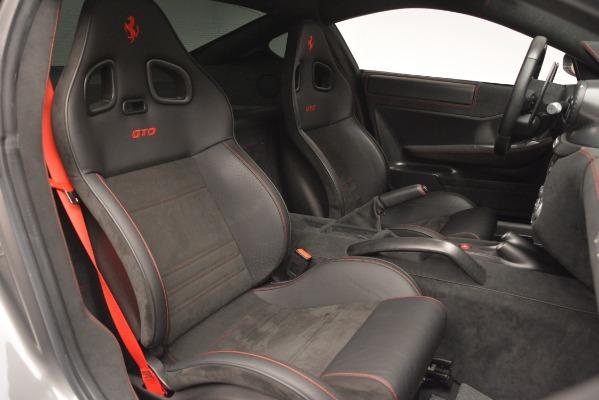 Used 2011 Ferrari 599 GTO for sale Sold at Aston Martin of Greenwich in Greenwich CT 06830 28