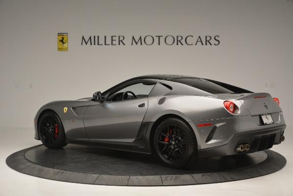Used 2011 Ferrari 599 GTO for sale Sold at Aston Martin of Greenwich in Greenwich CT 06830 4