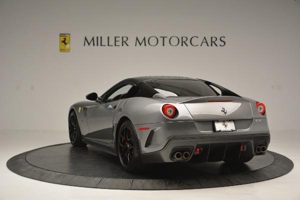 Used 2011 Ferrari 599 GTO for sale Sold at Aston Martin of Greenwich in Greenwich CT 06830 5