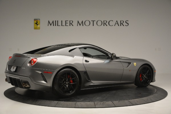 Used 2011 Ferrari 599 GTO for sale Sold at Aston Martin of Greenwich in Greenwich CT 06830 8