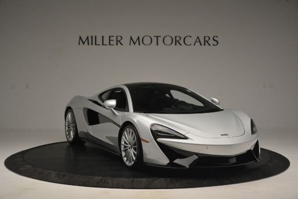 New 2019 McLaren 570GT Coupe for sale Sold at Aston Martin of Greenwich in Greenwich CT 06830 11