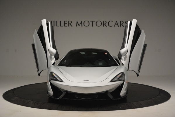New 2019 McLaren 570GT Coupe for sale Sold at Aston Martin of Greenwich in Greenwich CT 06830 13