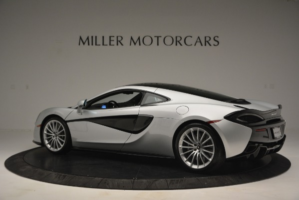 New 2019 McLaren 570GT Coupe for sale Sold at Aston Martin of Greenwich in Greenwich CT 06830 4