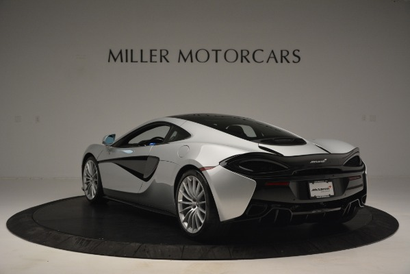 New 2019 McLaren 570GT Coupe for sale Sold at Aston Martin of Greenwich in Greenwich CT 06830 5