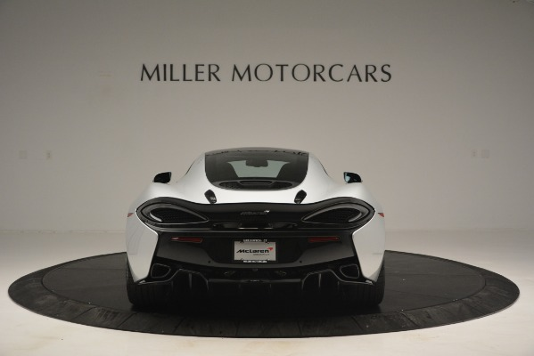 New 2019 McLaren 570GT Coupe for sale Sold at Aston Martin of Greenwich in Greenwich CT 06830 6