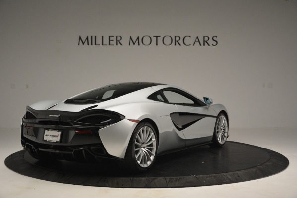 New 2019 McLaren 570GT Coupe for sale Sold at Aston Martin of Greenwich in Greenwich CT 06830 7