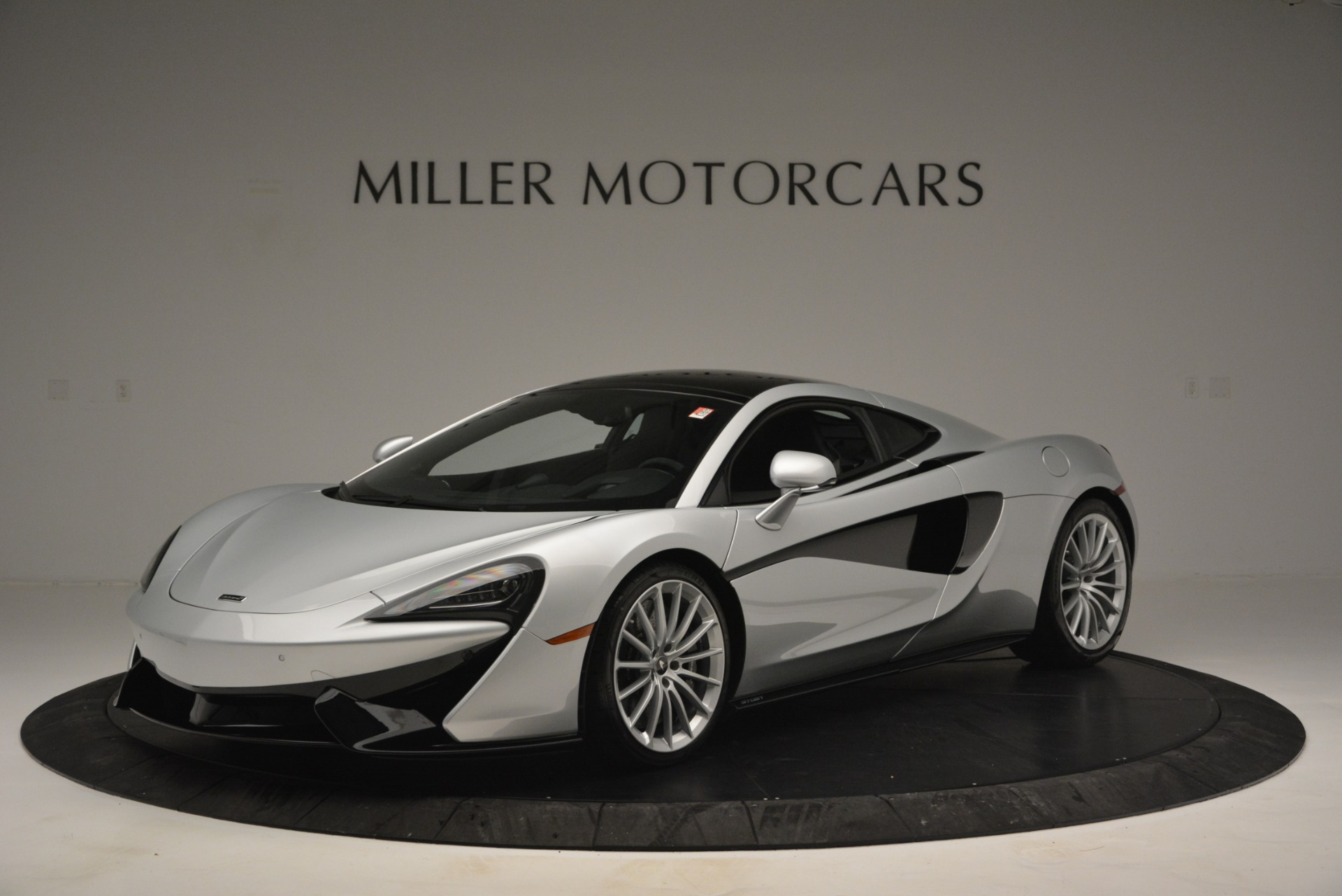 New 2019 McLaren 570GT Coupe for sale Sold at Aston Martin of Greenwich in Greenwich CT 06830 1
