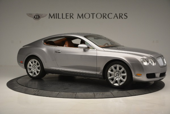 Used 2005 Bentley Continental GT GT Turbo for sale Sold at Aston Martin of Greenwich in Greenwich CT 06830 10