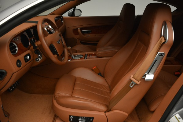 Used 2005 Bentley Continental GT GT Turbo for sale Sold at Aston Martin of Greenwich in Greenwich CT 06830 18