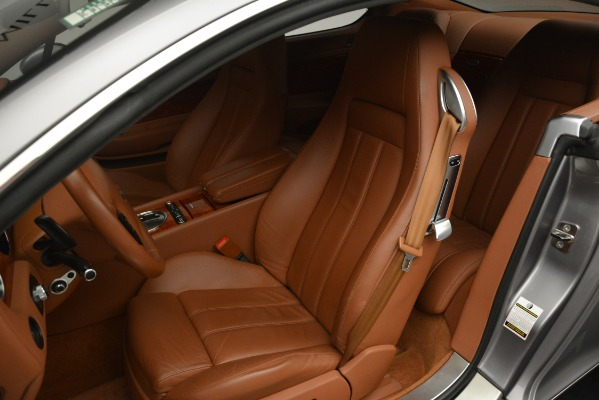 Used 2005 Bentley Continental GT GT Turbo for sale Sold at Aston Martin of Greenwich in Greenwich CT 06830 19