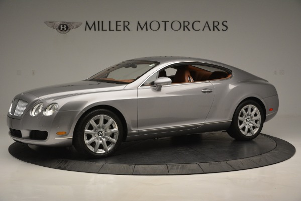 Used 2005 Bentley Continental GT GT Turbo for sale Sold at Aston Martin of Greenwich in Greenwich CT 06830 2
