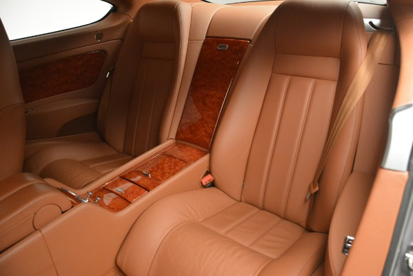 Used 2005 Bentley Continental GT GT Turbo for sale Sold at Aston Martin of Greenwich in Greenwich CT 06830 23