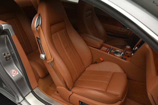 Used 2005 Bentley Continental GT GT Turbo for sale Sold at Aston Martin of Greenwich in Greenwich CT 06830 27