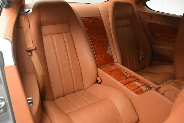 Used 2005 Bentley Continental GT GT Turbo for sale Sold at Aston Martin of Greenwich in Greenwich CT 06830 28
