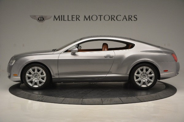 Used 2005 Bentley Continental GT GT Turbo for sale Sold at Aston Martin of Greenwich in Greenwich CT 06830 3