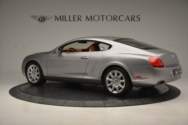 Used 2005 Bentley Continental GT GT Turbo for sale Sold at Aston Martin of Greenwich in Greenwich CT 06830 4