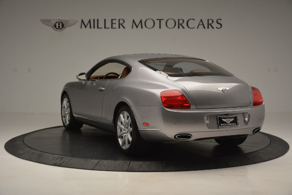 Used 2005 Bentley Continental GT GT Turbo for sale Sold at Aston Martin of Greenwich in Greenwich CT 06830 5