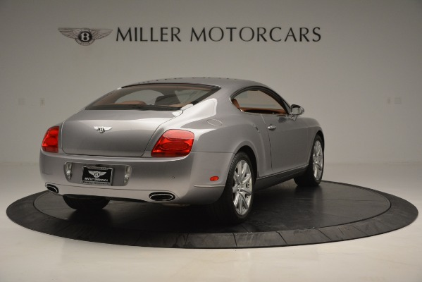 Used 2005 Bentley Continental GT GT Turbo for sale Sold at Aston Martin of Greenwich in Greenwich CT 06830 7